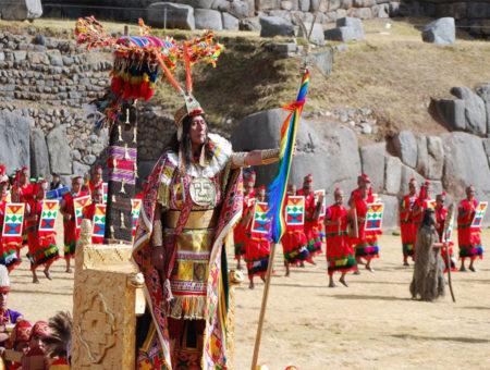 Gli Inka Organizzazione