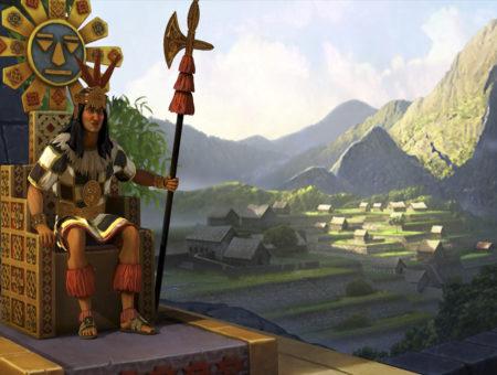 Storia Inca
